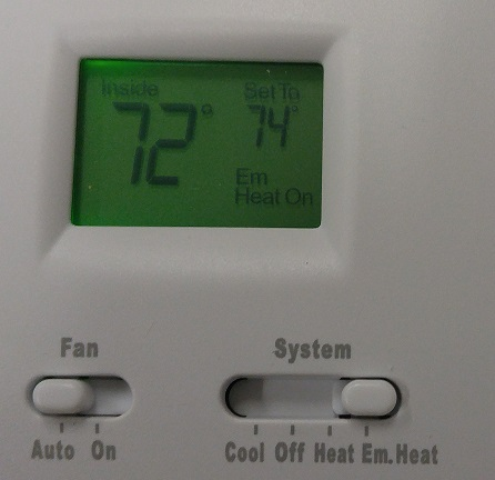 What Is Auxiliary Heat >> Different Thermostat Types Alexander Heating Air